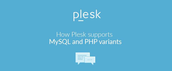 Plesk PHP / Mysql