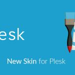 New Plesk 12 Skin