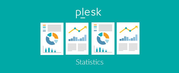 Plesk Statistics