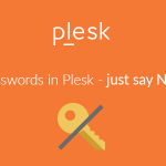 authentication schemes in Plesk - no more passwords