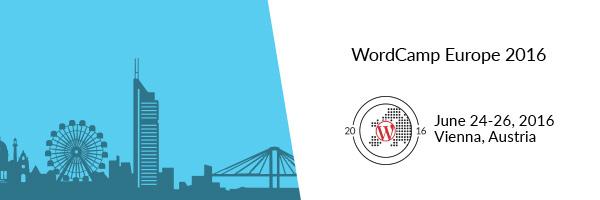 Wordcamp Vienna 2016