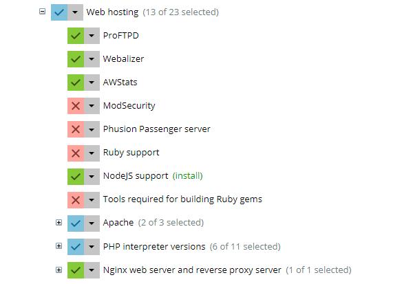 Prerequisites - Install NodeJS on Plesk