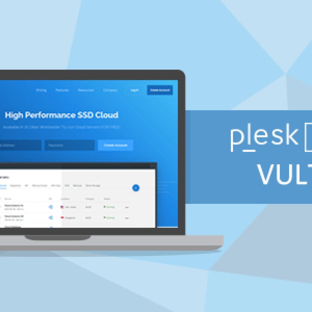 Plesk Onyx deployment on Vultr server  Vultr Plesk