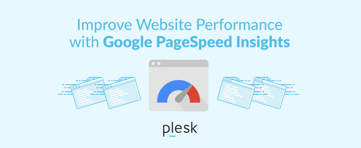 Google PageSpeed Insights Plesk Extension