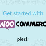 Wordpress WooCommerce online shop with Plesk Onyx