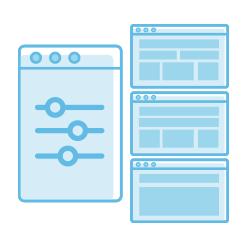 Manage hosting service subscriptions via Plesk control panel