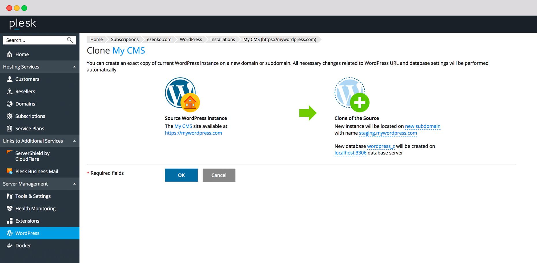 Wordpress Toolkit - Build