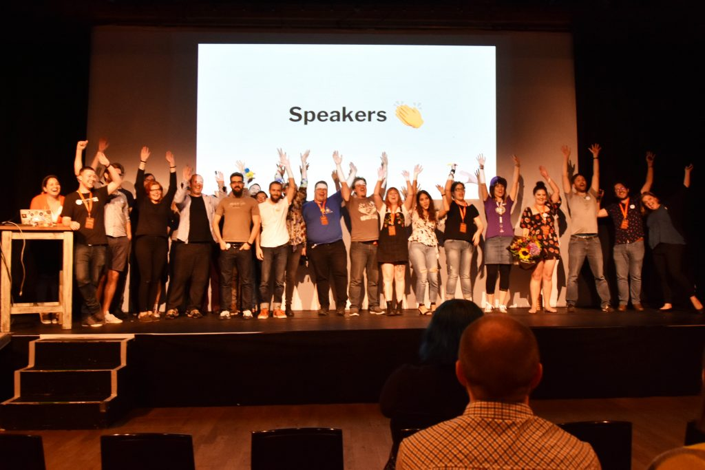 WordCamp Brighton 2017 - Speakers