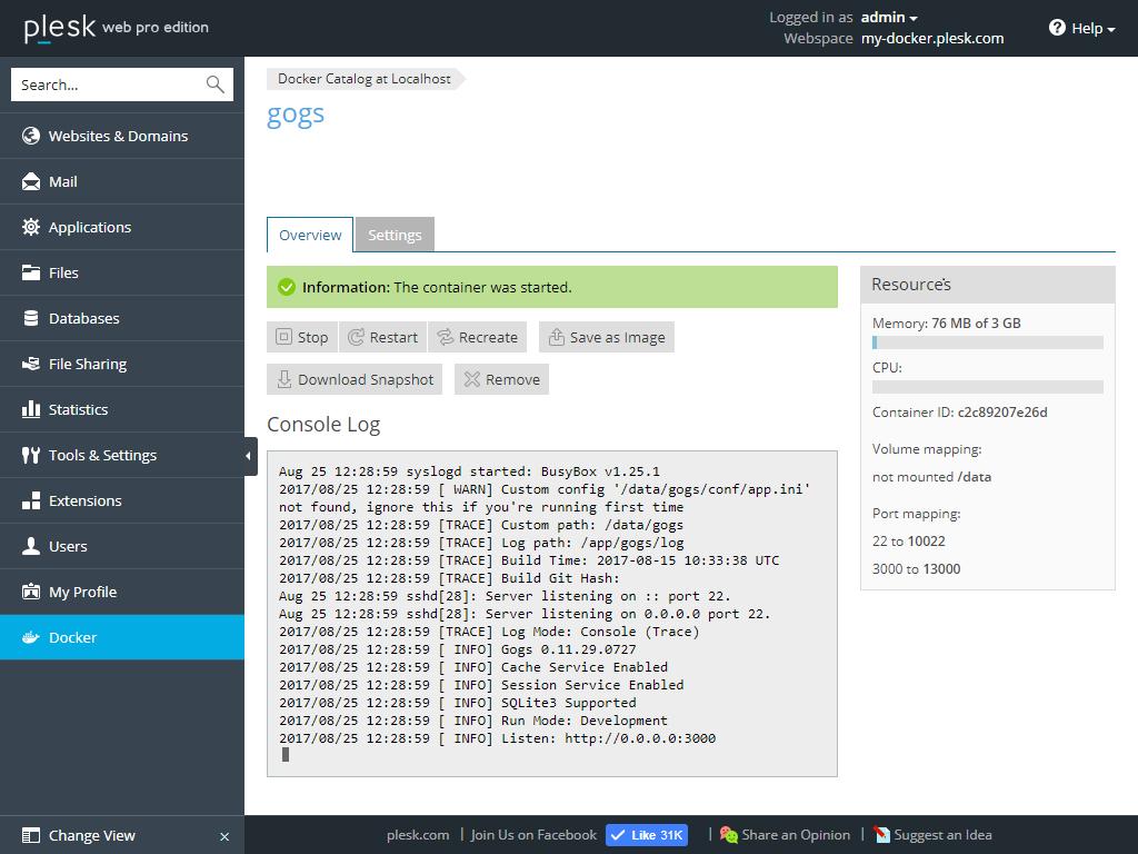Plesk-Docker-Developing-in-Go-3