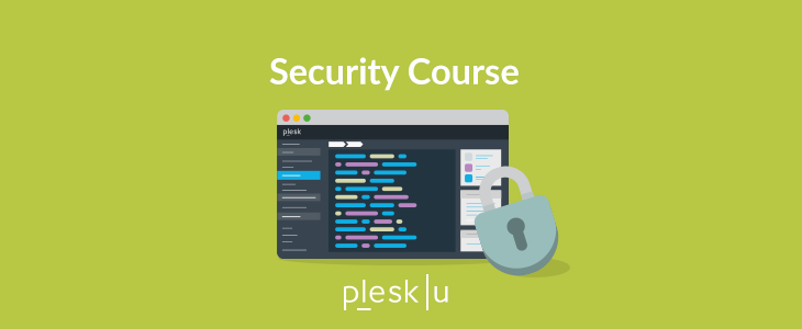 Plesk Security Course