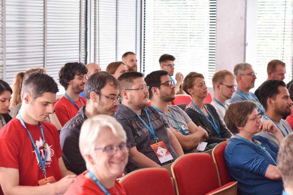 WordCamp Nijmegen, Contributor Day, opening remarks