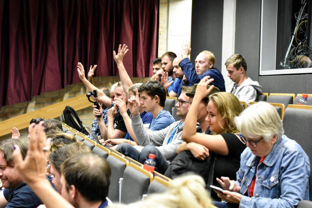 WordCamp Nijmegen, closing remarks
