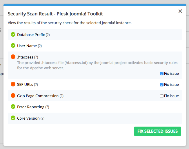 joomla-tookit-security