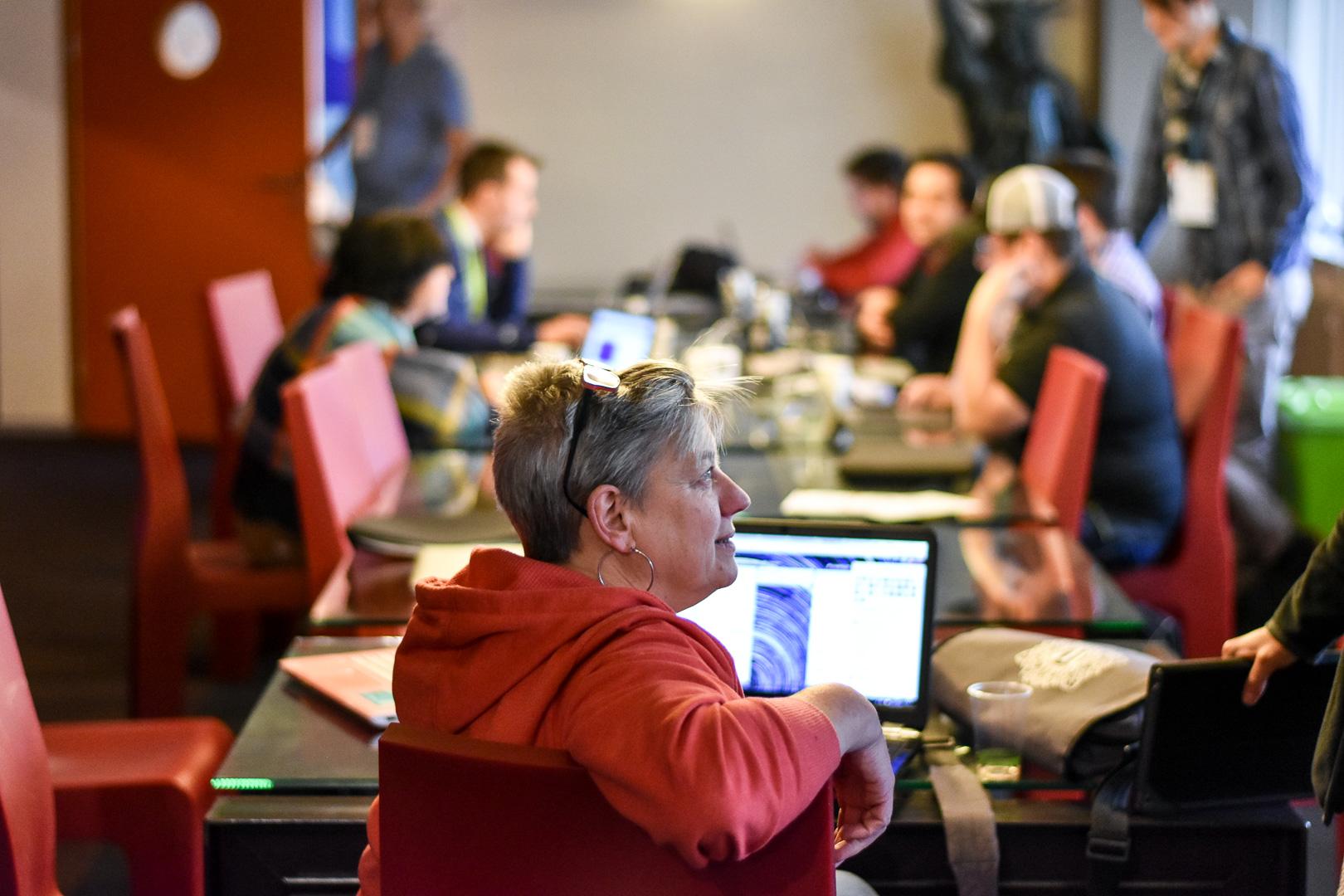 WordCamp Utrecht, Karin Winters
