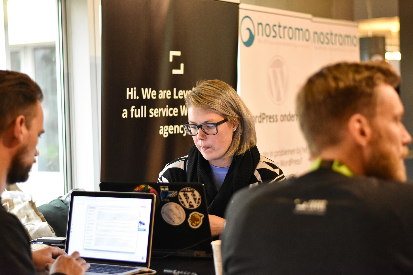 WordCamp Utrecht, Rosanne Van Staalduinen
