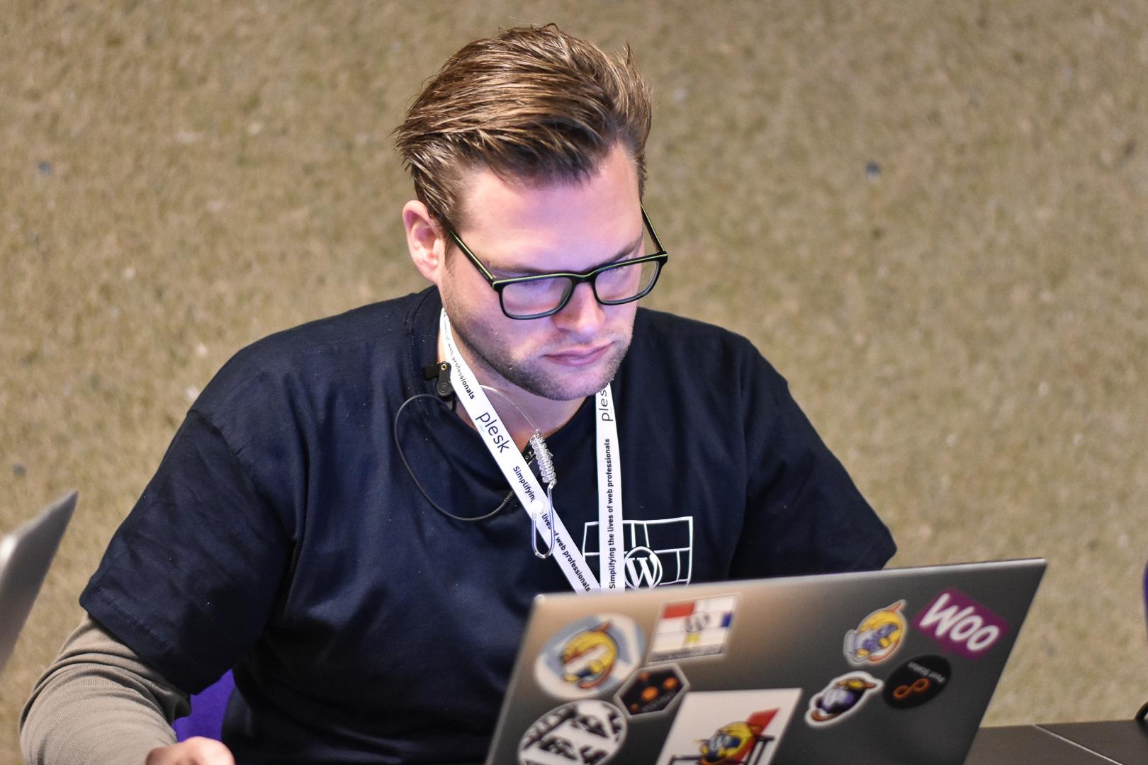 WordCamp Utrecht, Roel Veldhuizen, Core team
