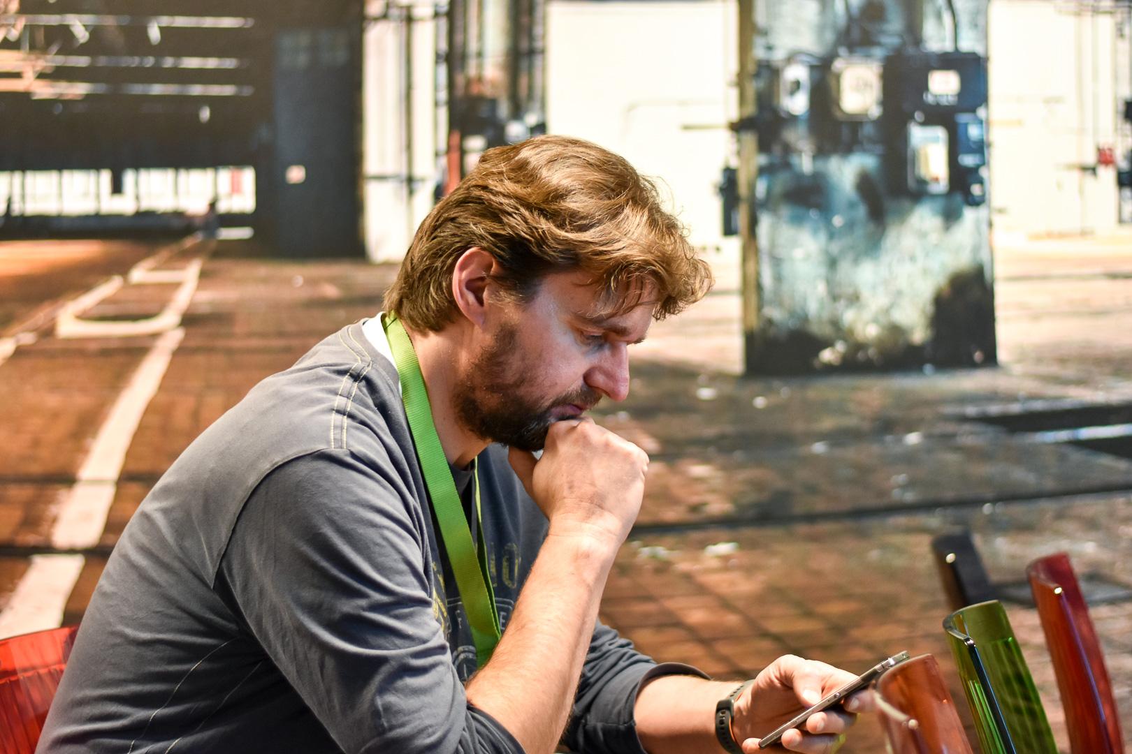WordCamp Utrecht, attendee