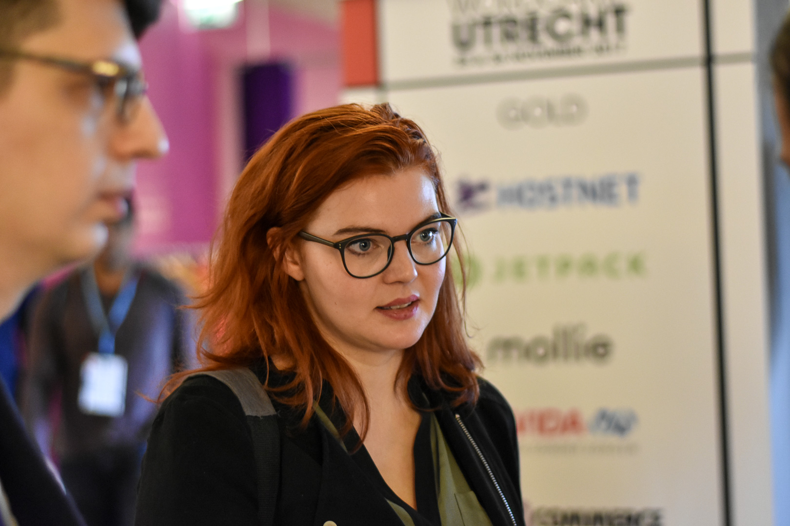 WordCamp Utrecht, Maja Benke