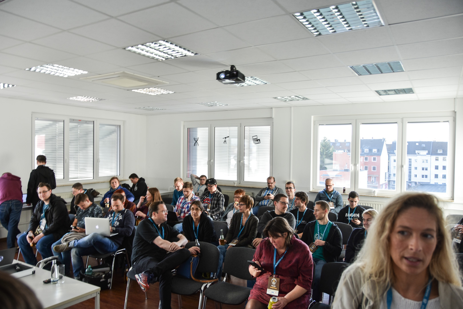 WordCamp Cologne, session room