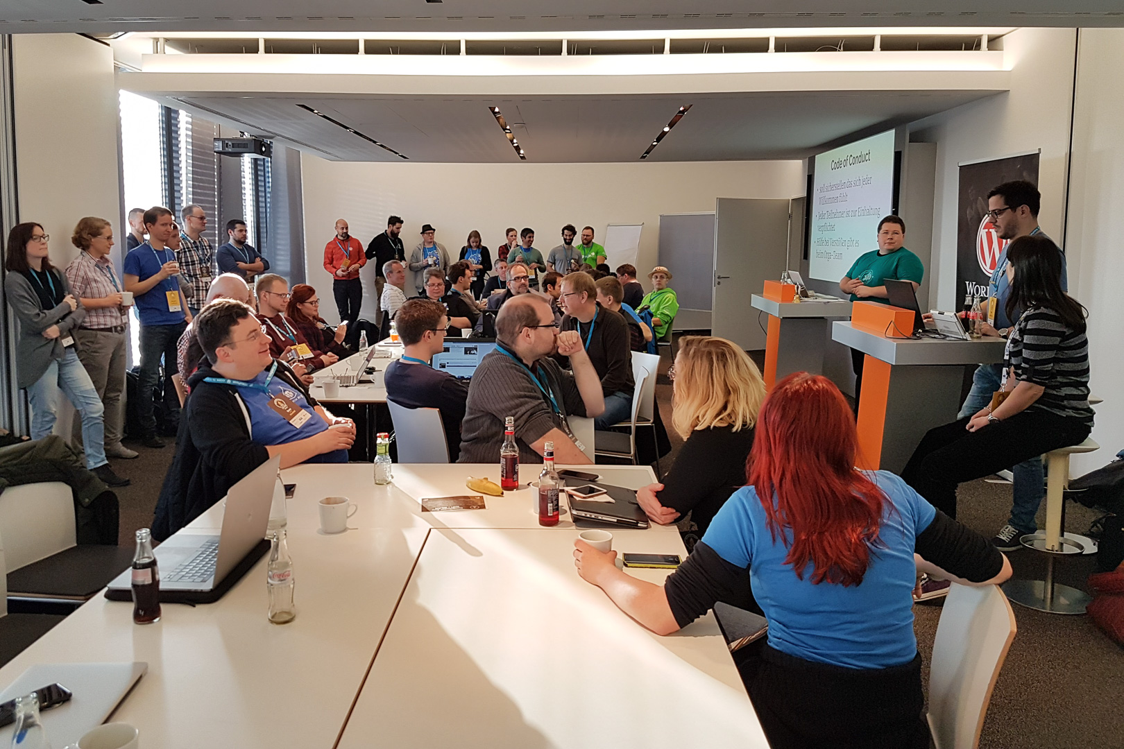 WordCamp Cologne, Contributor Day