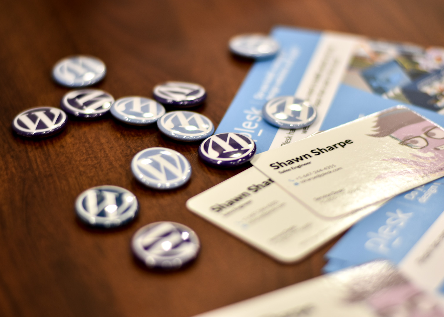 WordCamp Seattle, Plesk meets WordPress