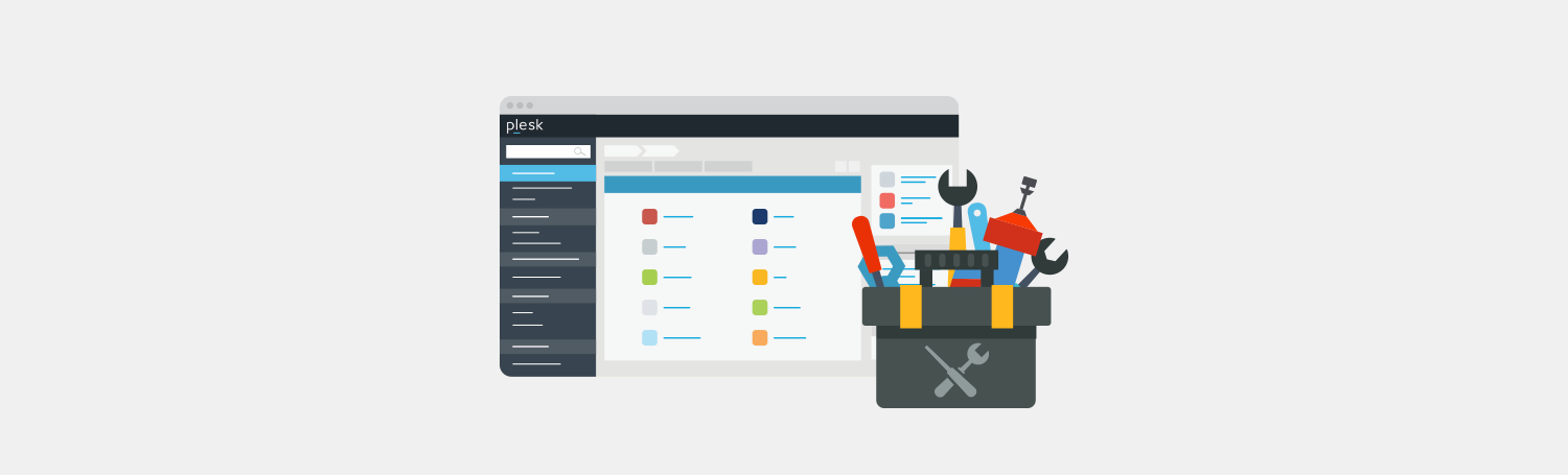 Variety of Admin Tools Available - Admin Benefits of Plesk - Plesk