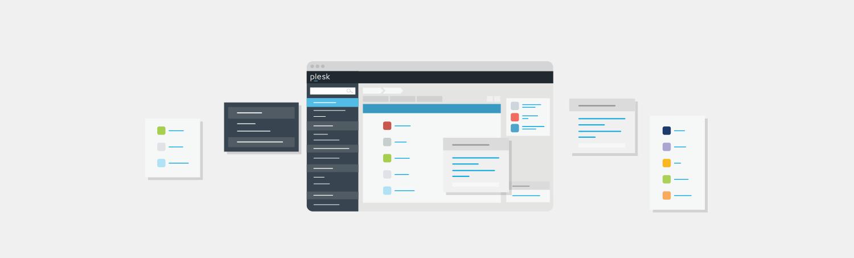 Easily Customizable Plesk Server Panel - Admin Benefits of Plesk - Plesk