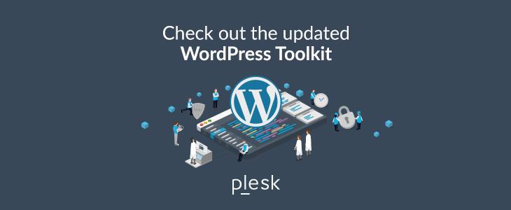 WordPress Toolkit Update 2018