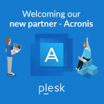 Plesk Blog: Announcing the New Plesk-Acronis Partnership - January 2018