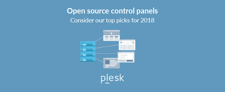 Open source control panels for 2018