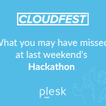 What you may have missed at last weekend's Cloudfest Hackathon