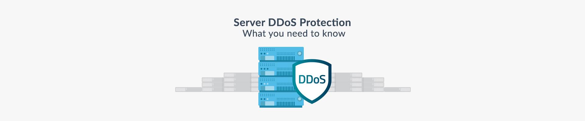 Server DDoS protection - Plesk