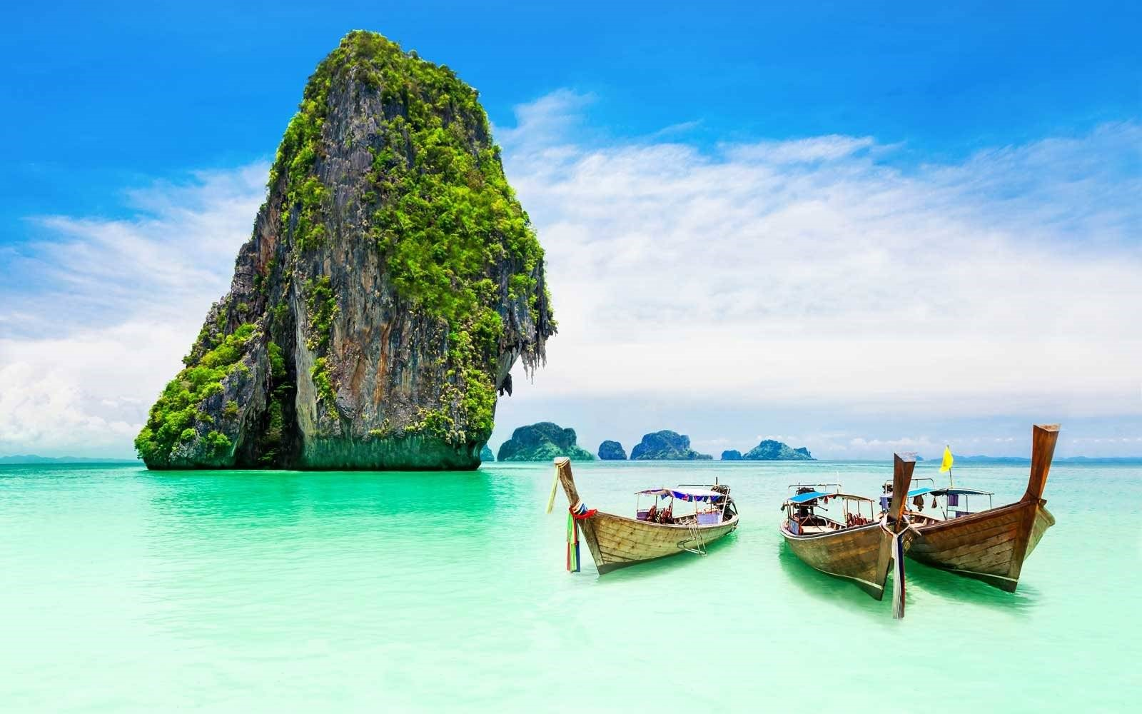 Phuket, Thailand - best cities for digital nomads