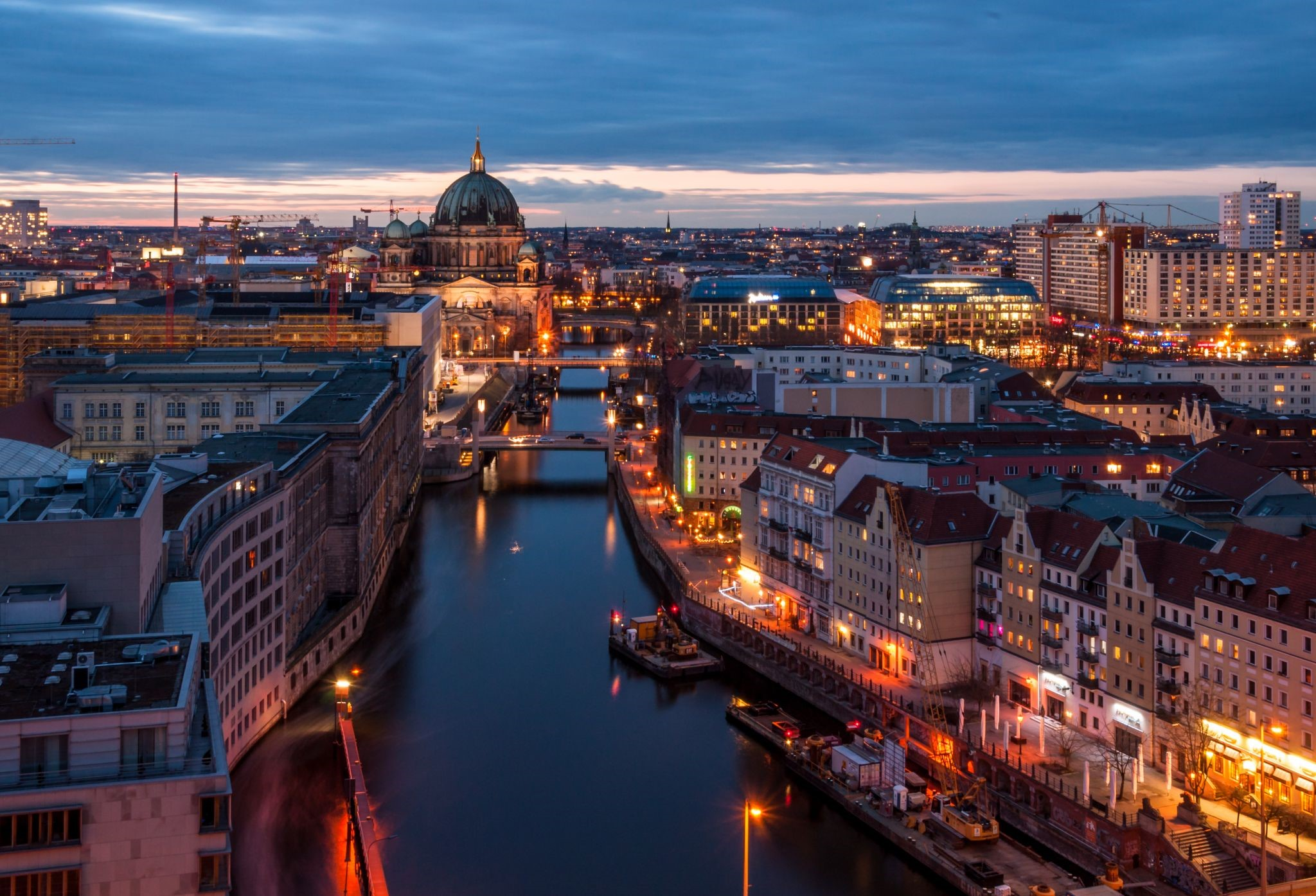 Berlin, Germany - best cities for digital nomads