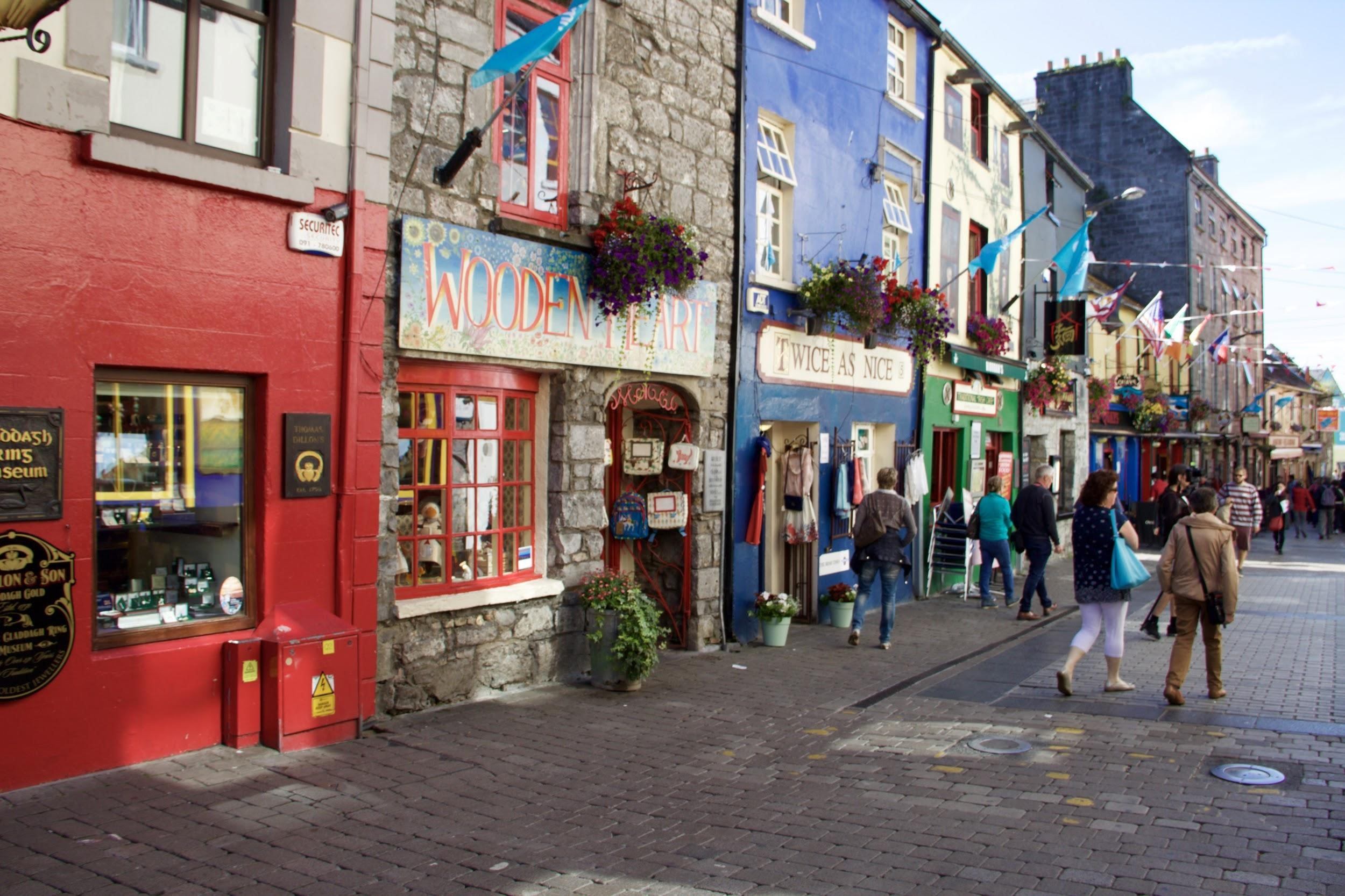 Best cities for digital nomads - Galway