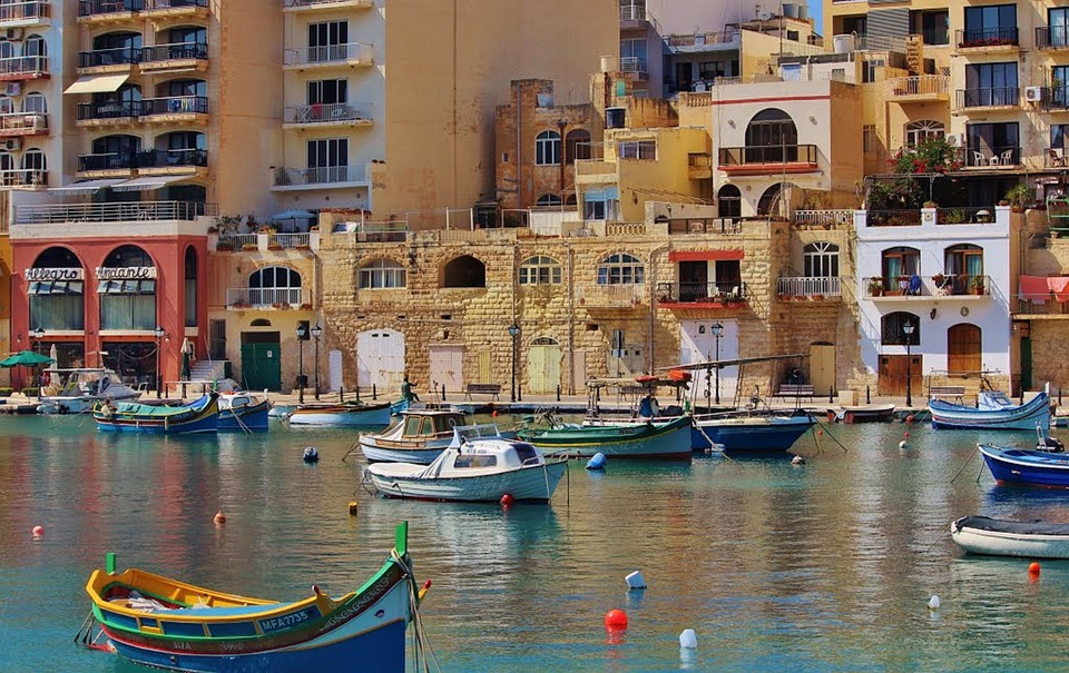 Best cities for digital nomads - Malta