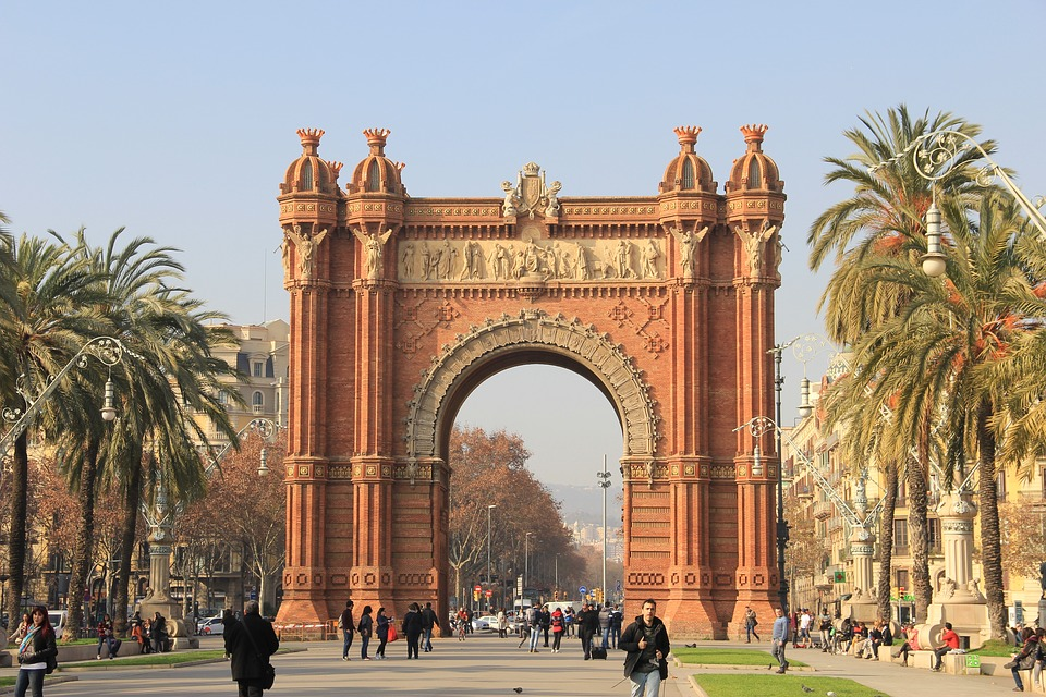 Best cities for digital nomads - Barcelona