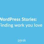 Plesk WordPress Stories