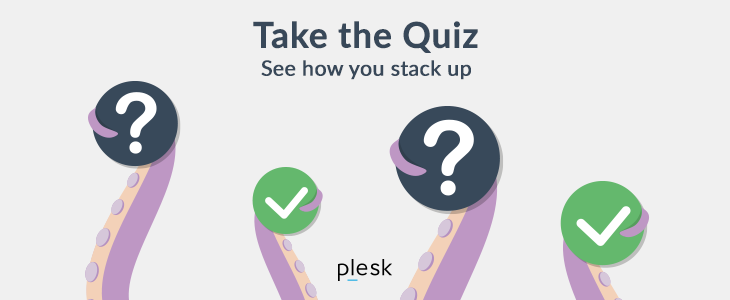 Plesk Docker Quiz