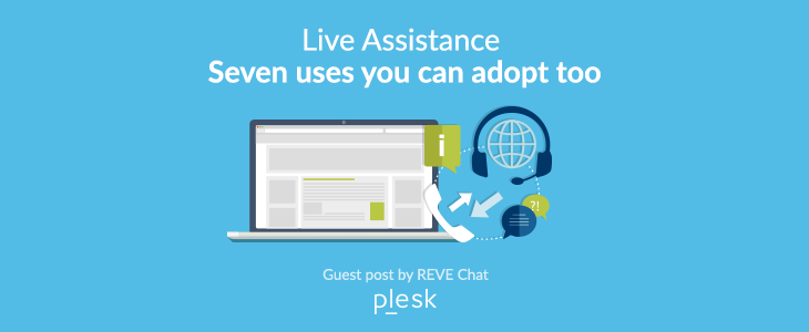 7 uses of REVE Chat support software