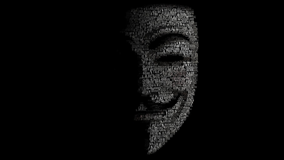 Anonymous - top hacking groups