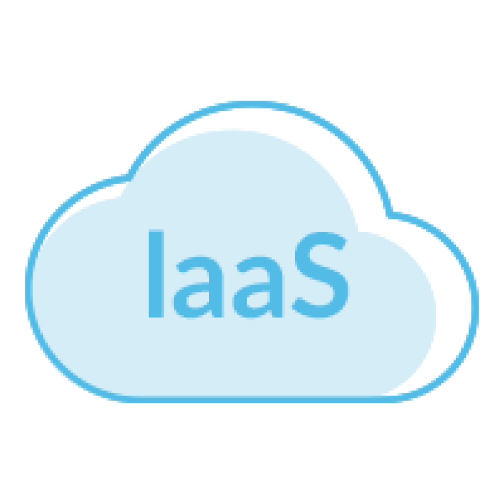 """IaaS stands for """"Infrastructure-as-a-Service"""""""