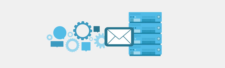 Plesk server configuration mail settings