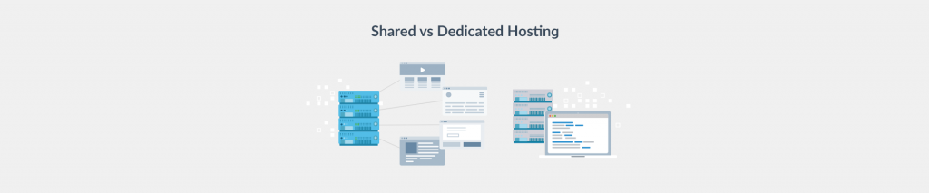 Shared Hosting vs Dedicated Hosting: Which is Best? - Plesk