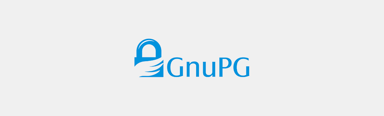 GnuPG encryption