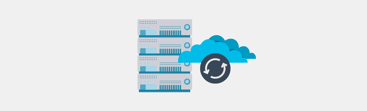 Backup regularly - linux server security - cloud