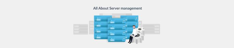 Various aspects of server management - Plesk