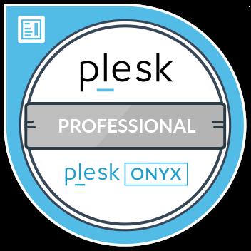 Plesk Onyx Professional
