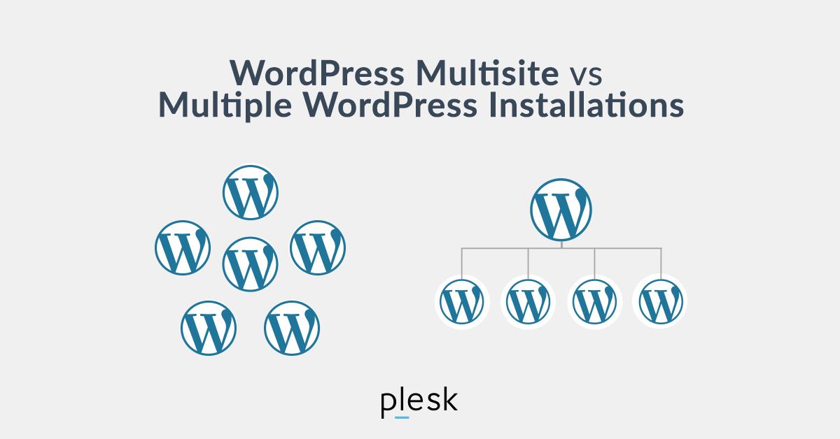 install wordpress multisite on aws