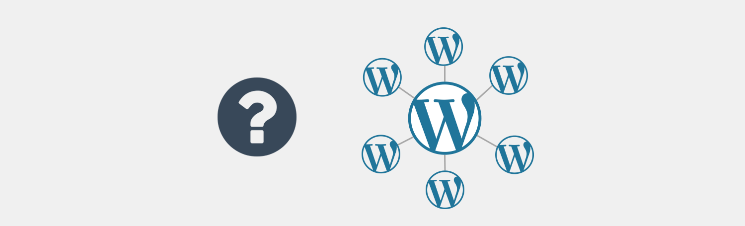 WordPress MultiSite drawbacks - Plesk